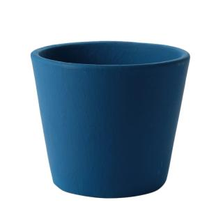 SERAX B7713094 POT CONTAINER S W(NAVY)