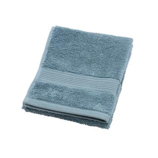 SUPIMA COTTON TOWEL 40X80CM BLUE STONE