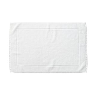 TOWEL BATHMAT 45X68CM WHITE SALEITEM