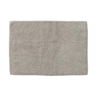COTTON REVERSIBLE BATHMAT 52X74CM GREY SB