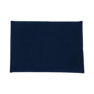 ORIGINAL PLAIN BATH MAT 50X70CM NAVY