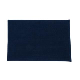 ORIGINAL PLAIN BATH MAT 60X90CM NAVY