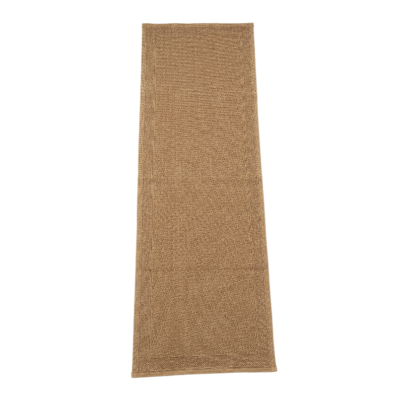 ORIGINAL PLAIN KITCHENMAT 60X180 L.BROWN