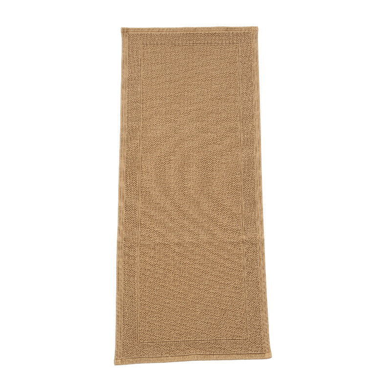 ORIGINAL PLAIN KITCHENMAT 50X120 L.BROWN