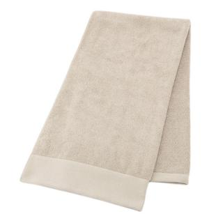 DOUBLE BORDER TOWEL 70X140 LINEN SALE