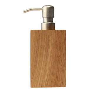 WIREWORKS MEZZA SOAP PUMP OAK