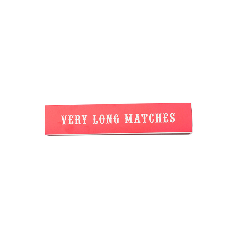 LONG MATCHBOXES VERY LONG MATCHES