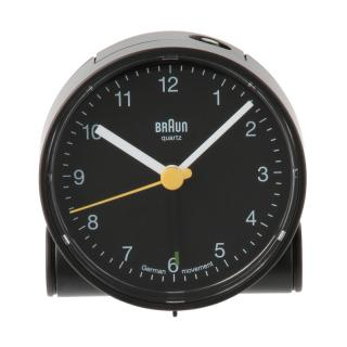 BRAUN ALARM CLOCK BLACK