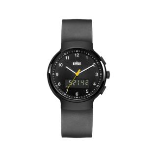 BRAUN WATCH BNO159 BLACK