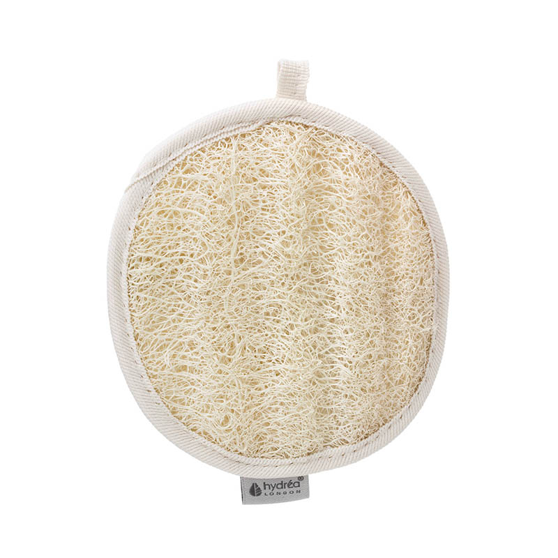 HYDREA LONDON ORGANIC LOOFAH BODY PAD