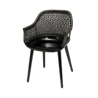 CYBORG WICKER ELEGANT BLACK