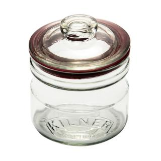 KILNER PUSH TOP JAR 0.65L