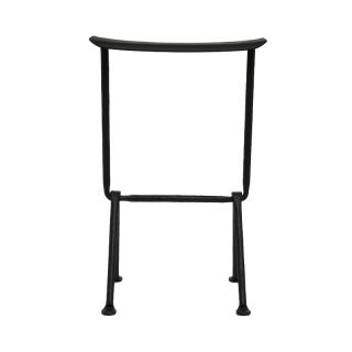 OFFICINA STOOL BLACK/BLACK