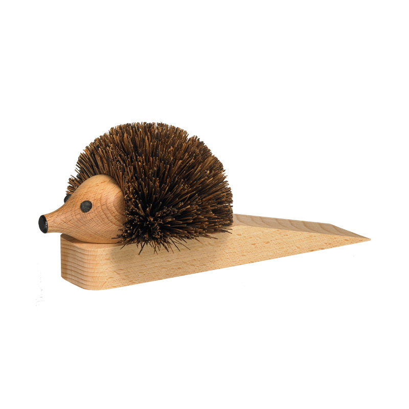 REDECKER HEDGEHOG DOORSTOP