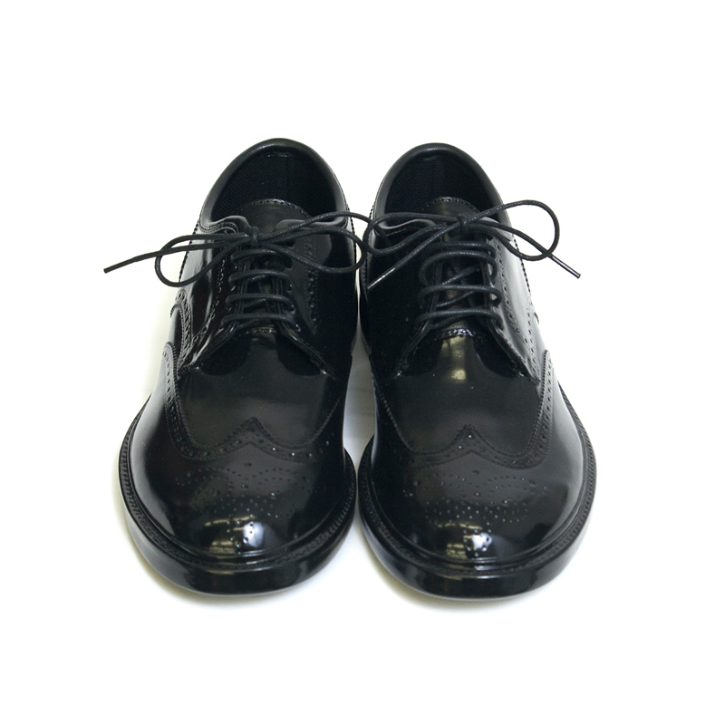 RAINSHOES WINGTIP BLACK L
