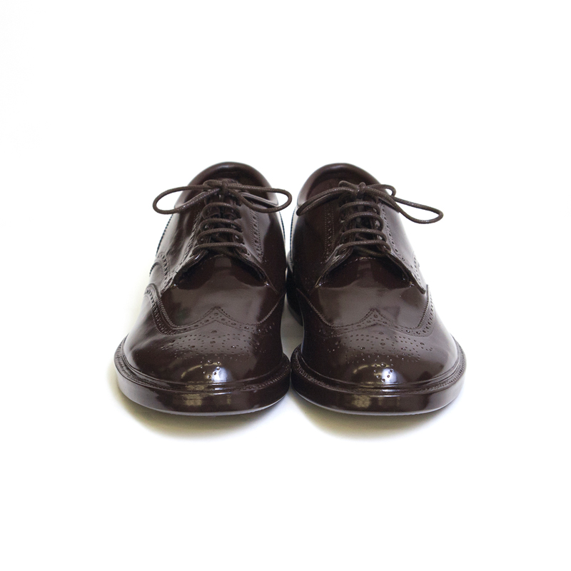 RAINSHOES WINGTIP BROWN L