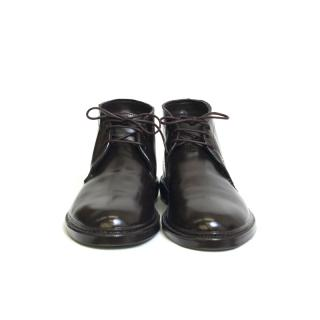 RAINSHOES CHUKKA BOOTS BROWN L