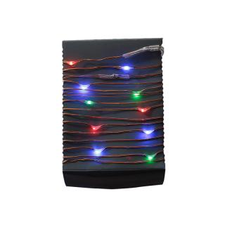 XMAS 16 STRING LIGHTS MULTI