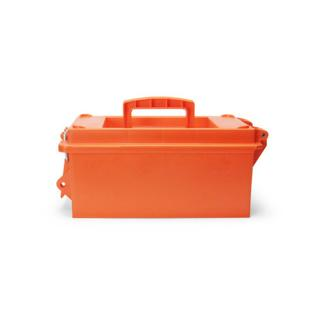 SMALL UTILITY BOX ORANGE