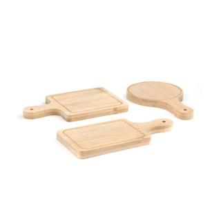 KIKKERLAND MINI SERVING TRAYS SET OF 6