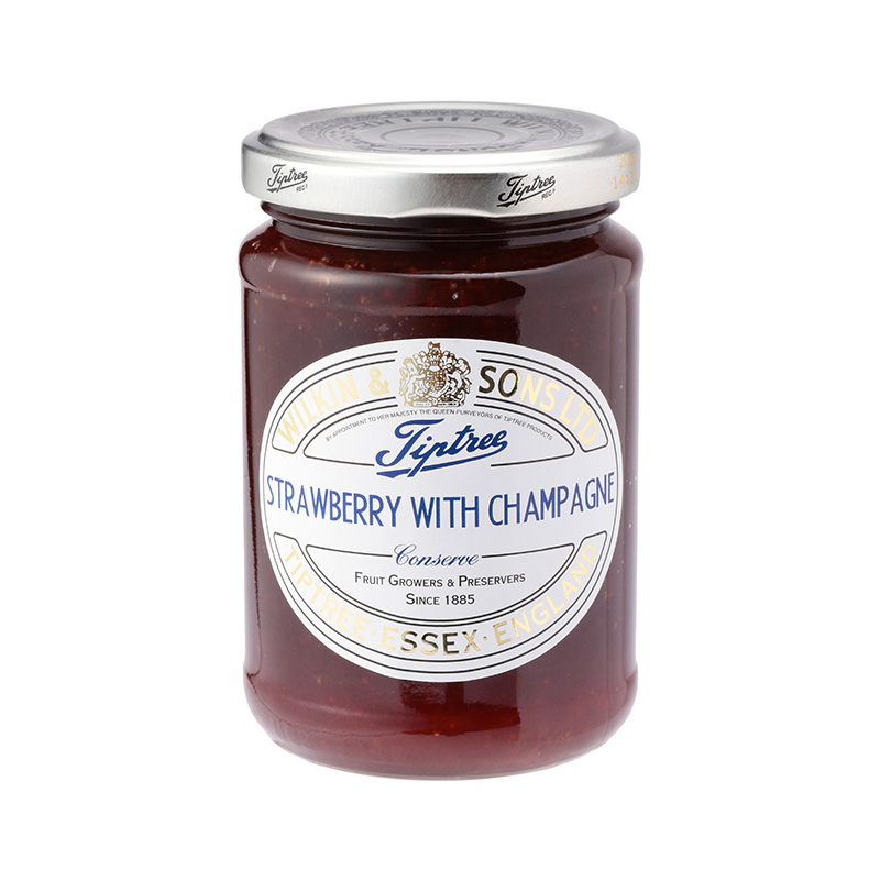 WILKIN & SONS TIPTREE STRAWBERRY & CHAMPAGNE