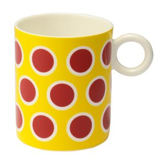 ALESSI BONE CHINA MUG DOT