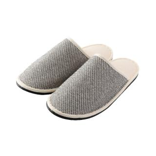 ORIGINAL NEEDLEWORK SLIPPERS L WHITE