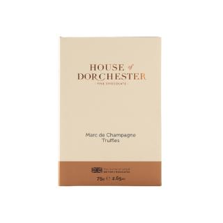 HOUSE OF DORCHESTER CHAMPAGNE TRUFFLES