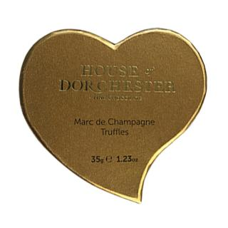 HOUSE OF DORCHESTER CHAMPAGNE TRUFFLES 3P