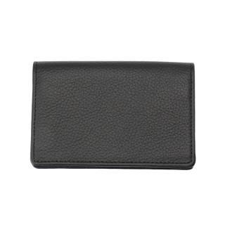 THE CONRAN SHOP ORIGINAL BUSINESS CARDCASE BLACK BLUE