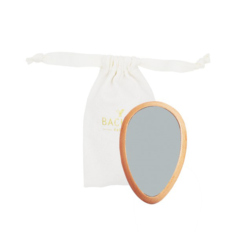 BACHCA HAND MIRROR & POUCH