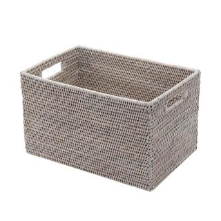 BAOLGI/OPEN BASKET WHITE