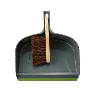 KENT&STOW/CREST DUSTPAN AND BRUSH