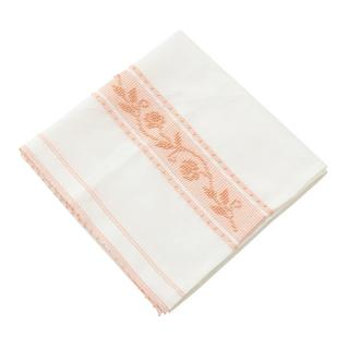 【CLEARANCE】 ANTONELLO TOWEL L 132X66 ROSE SALMON