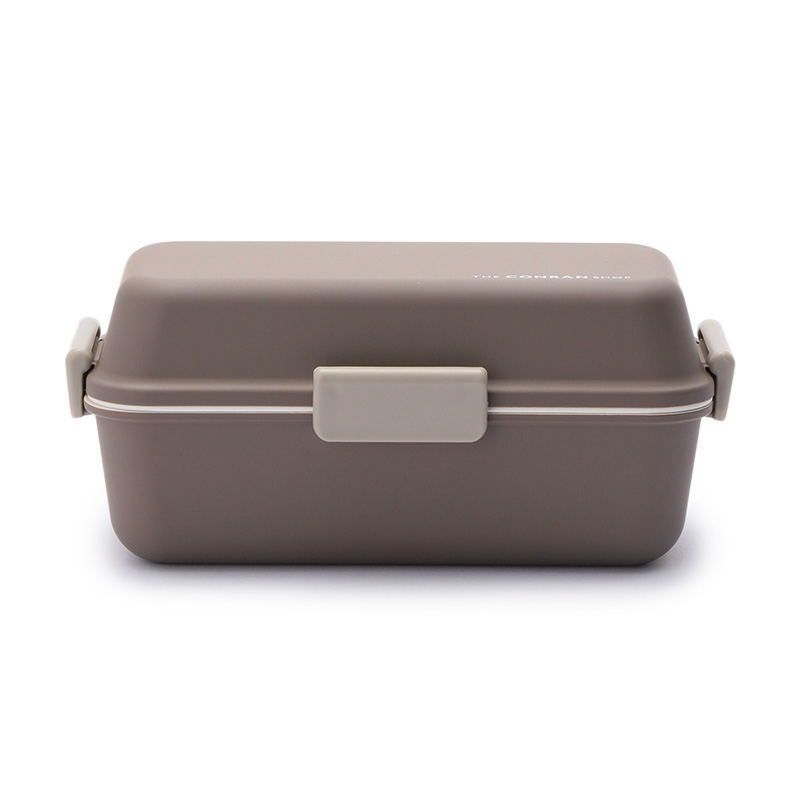 ORIGINAL LUNCH BOX RECTANGLE W.GREY