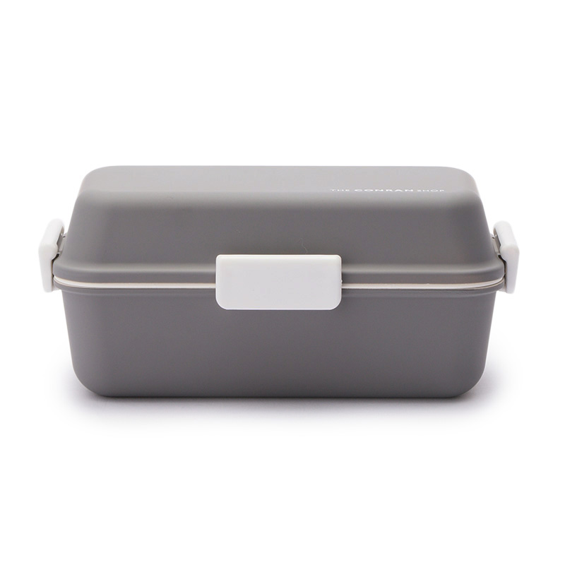 ORIGINAL LUNCH BOX RECTANGLE C.GREY