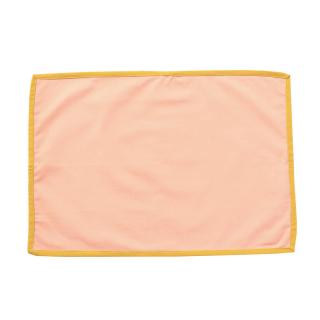 JIVE COLOR BLOCK PLACE MAT ROSE