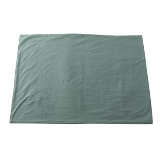 COTTON STONEWASH PILLOW CASE SAGE