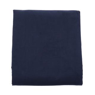 COTTON STONEWASH DUVET COVER D NAVY