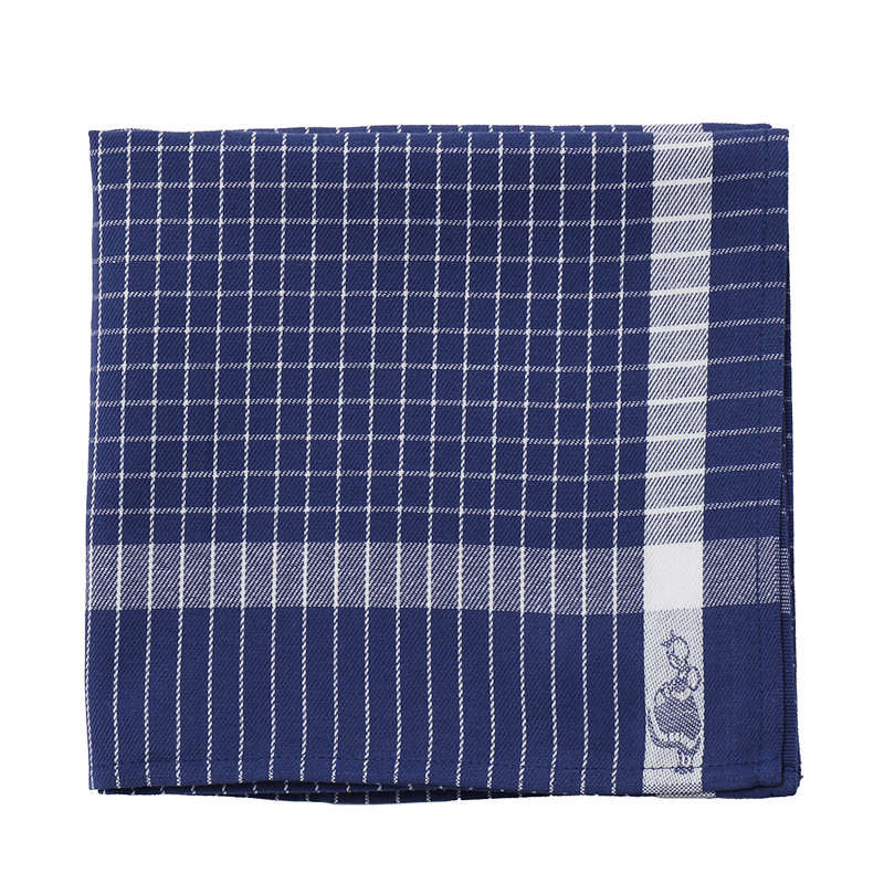 IRMA KITCHEN TOWEL BLUE
