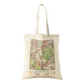 KEW GARDEN KEW MAP BAG FOR LIVE