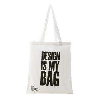 DESIGN MUSEUM DESIGN IS MY BAG TOTE