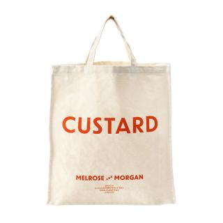 MELROSE MORGAN TOTE CUSTARD SHORT HANDLE