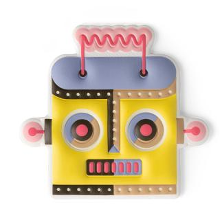 STICKER ROBOT
