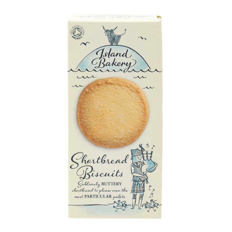 ISLAND BAKERY SHORTBREAD BISCUITS