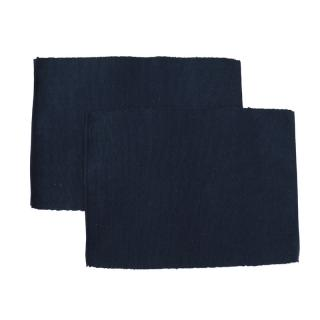 HEREN MOORE REVIVAL TABLE MATS: INDIGO (PAIR)