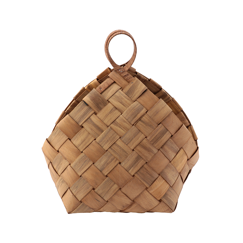 HOUSE DOCTOR BASKET CONICAL BROWN SMALL