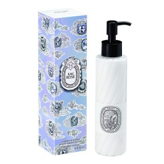 DIPTYQUE EAU ROSE HAND AND BODY LOTION