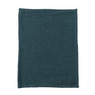 URBAN NATURE CULTURE PLACEMAT RECYCLED YARN BLUE
