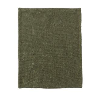 URBAN NATURE CULTURE PLACEMAT RECYCLED YARN GREEN